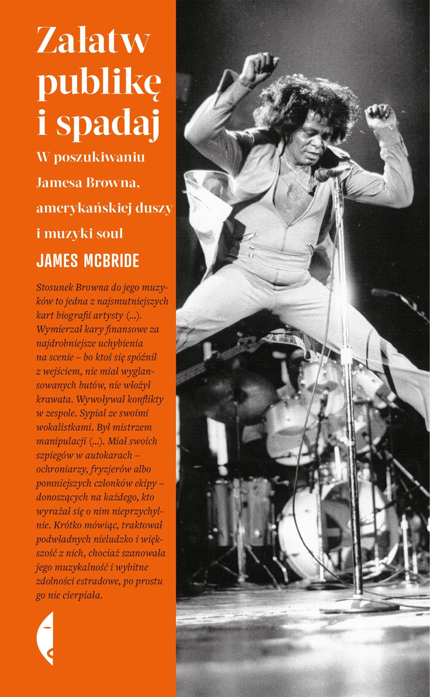 Załatw publikę i spadaj - Ebook (Książka na Kindle) do pobrania w formacie MOBI