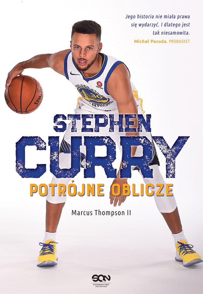 Stephen Curry. Potrójne oblicze - Ebook (Książka EPUB) do pobrania w formacie EPUB