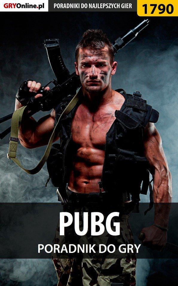 PUBG - poradnik do gry - Ebook (Książka EPUB) do pobrania w formacie EPUB