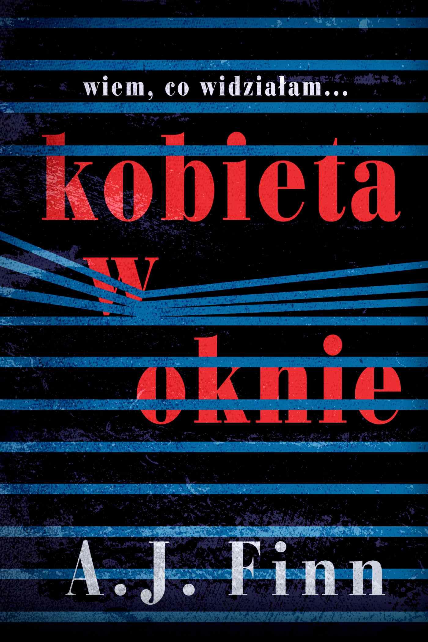 Kobieta w oknie - Ebook (Książka na Kindle) do pobrania w formacie MOBI
