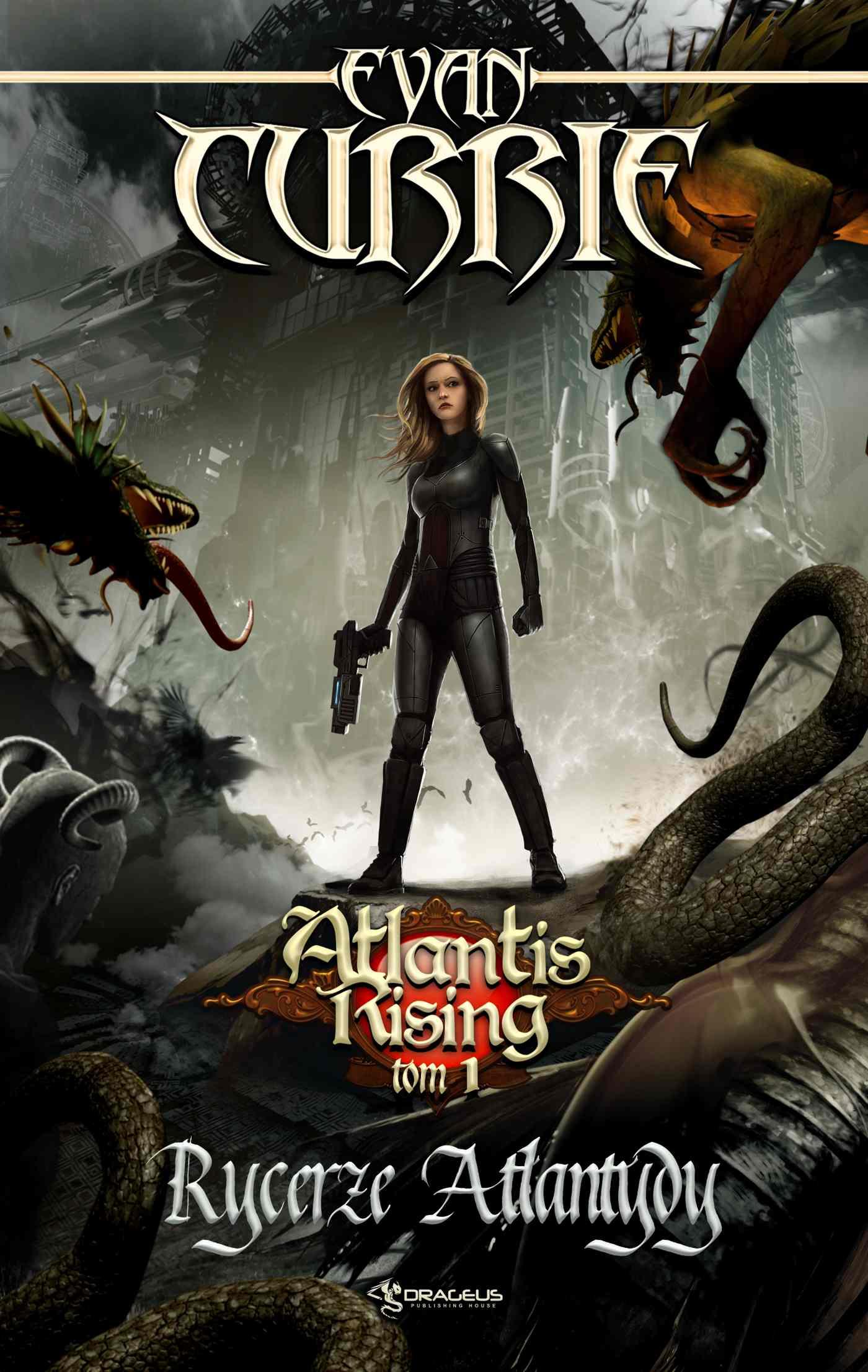Atlantis Rising. Tom 1. Rycerze Atlantydy - Ebook (Książka na Kindle) do pobrania w formacie MOBI