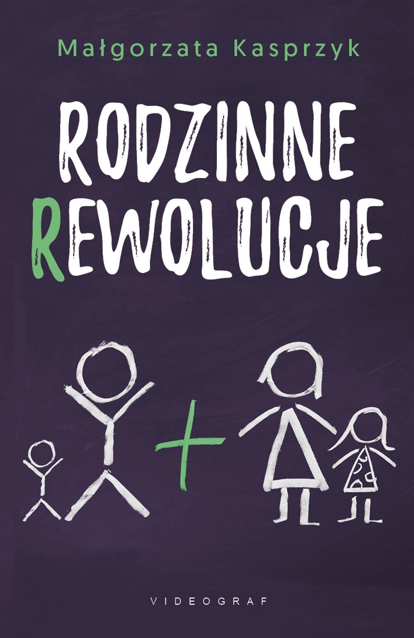 Rodzinne rewolucje - Ebook (Książka EPUB) do pobrania w formacie EPUB