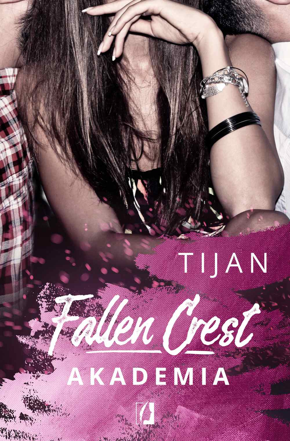 Fallen Crest. Akademia. Tom 1 - Ebook (Książka EPUB) do pobrania w formacie EPUB
