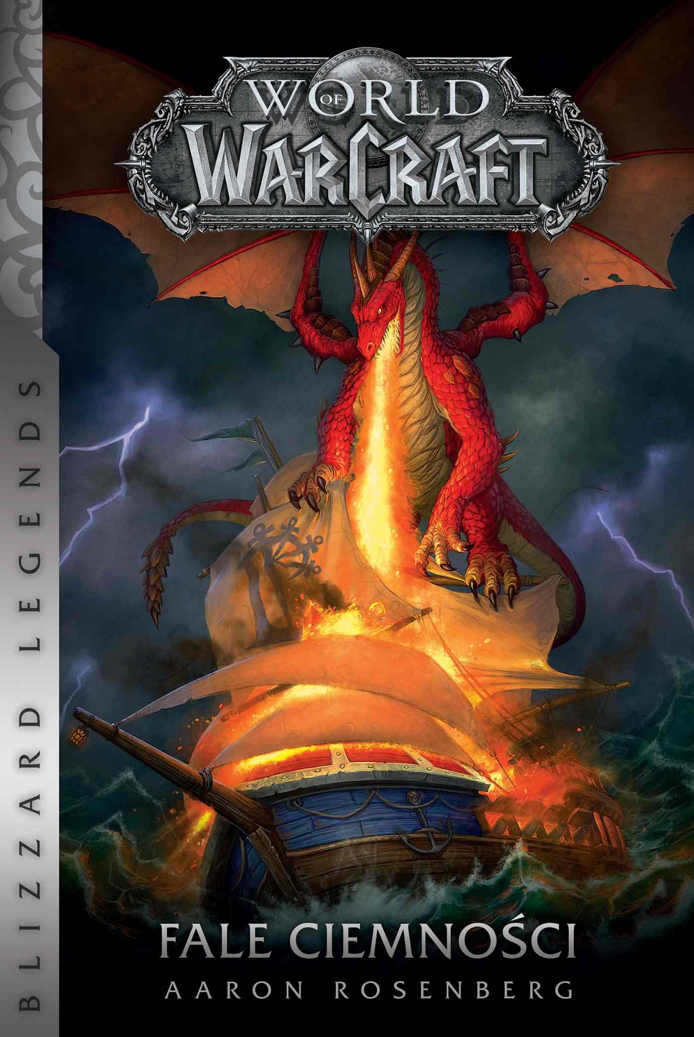 World of Warcraft: Fale ciemności - Ebook (Książka EPUB) do pobrania w formacie EPUB