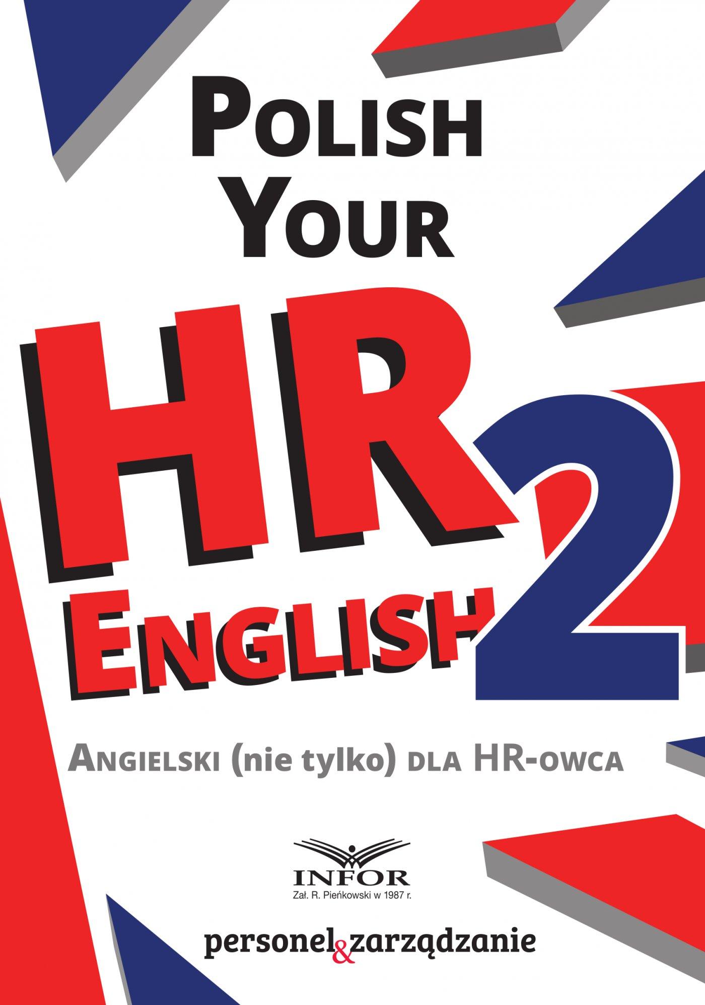 Polish your HR English. Część II - Ebook (Książka EPUB) do pobrania w formacie EPUB