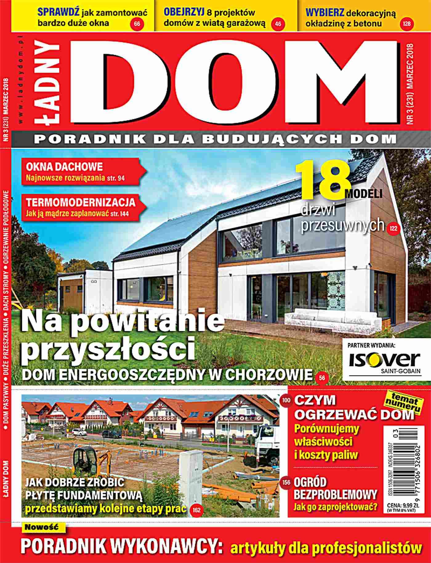 Ładny Dom 3/2018 - Ebook (Książka PDF) do pobrania w formacie PDF