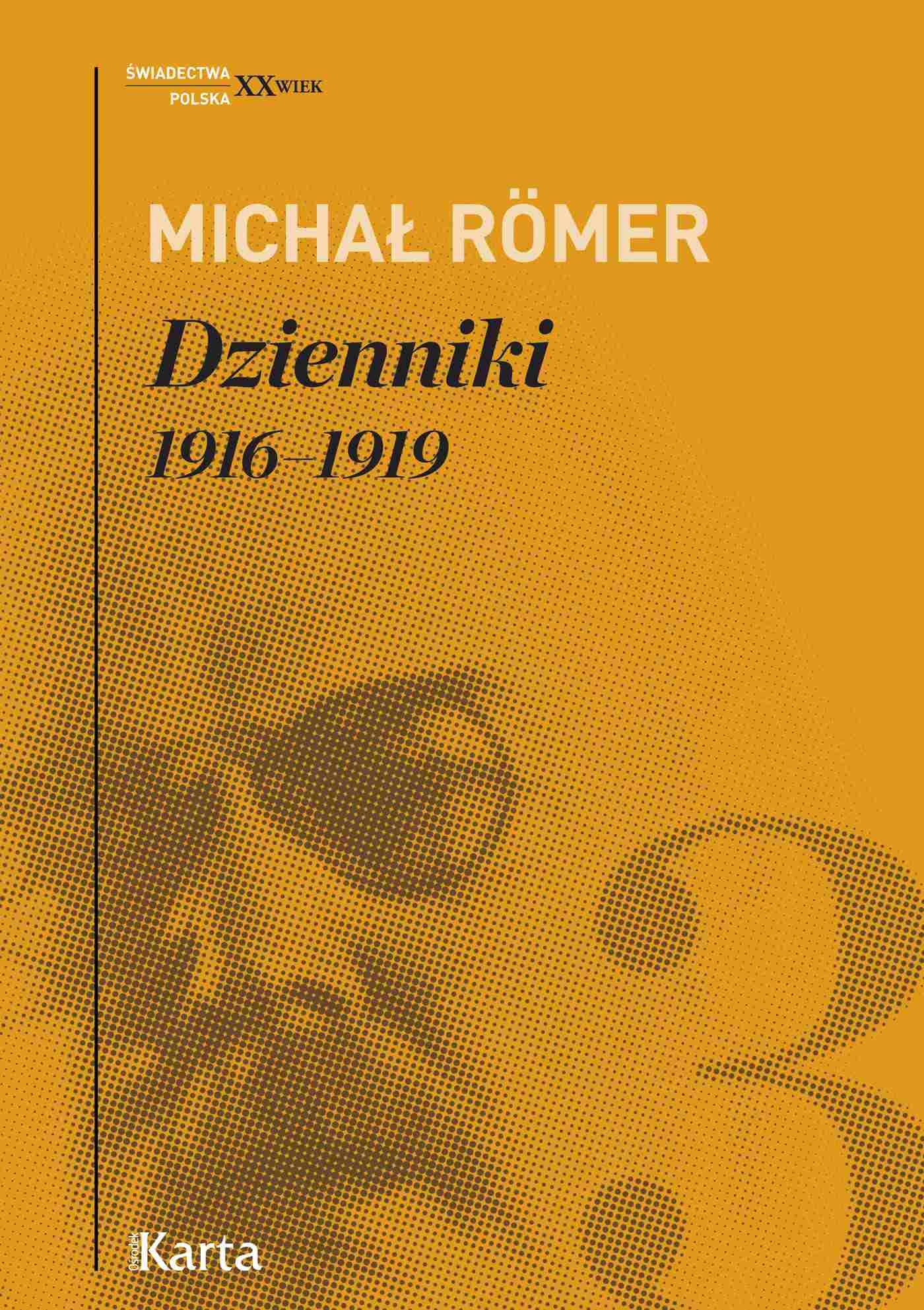 Dzienniki. 1916–1919. Tom 3 - Ebook (Książka EPUB) do pobrania w formacie EPUB