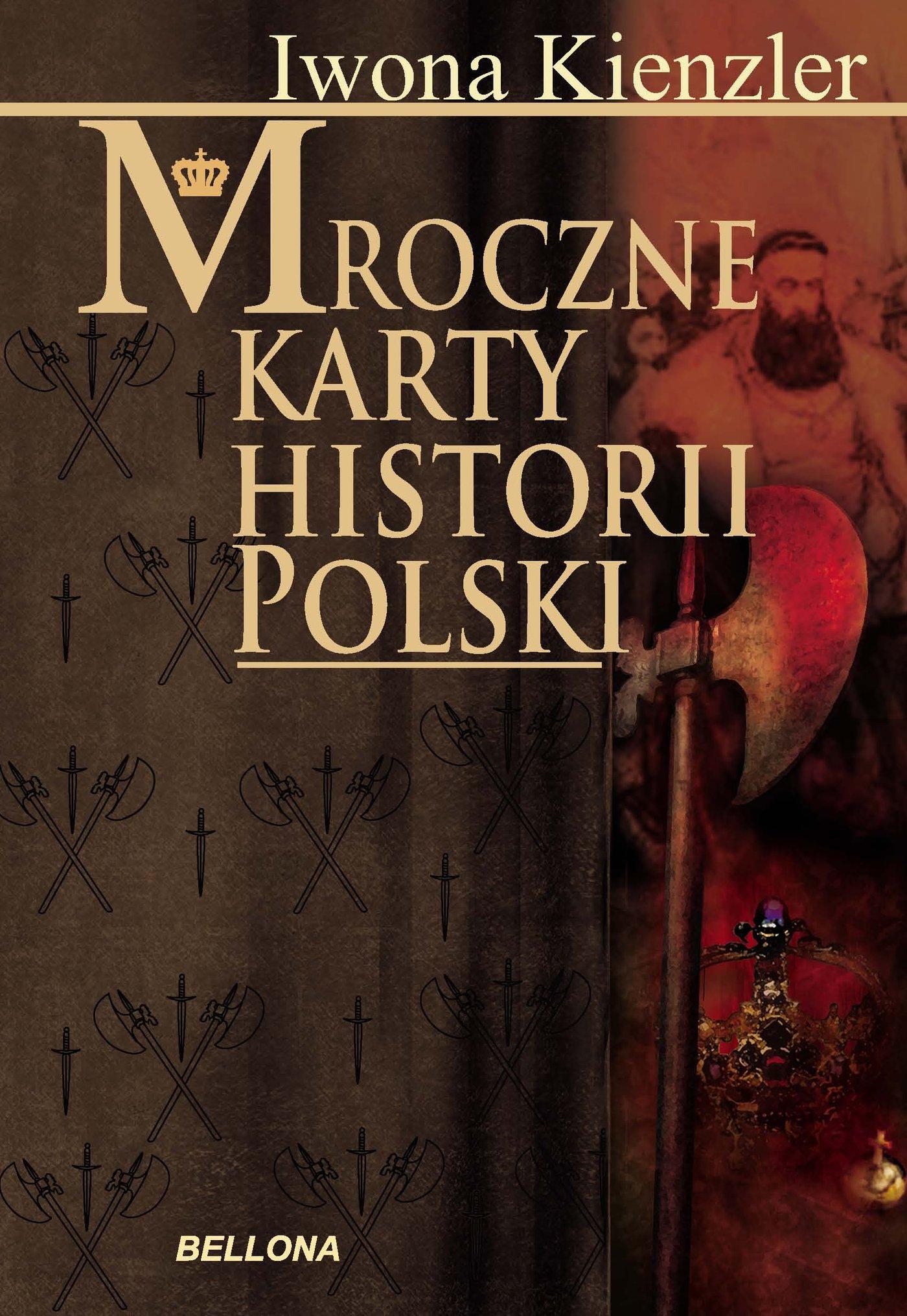Mroczne karty historii Polski - Ebook (Książka na Kindle) do pobrania w formacie MOBI