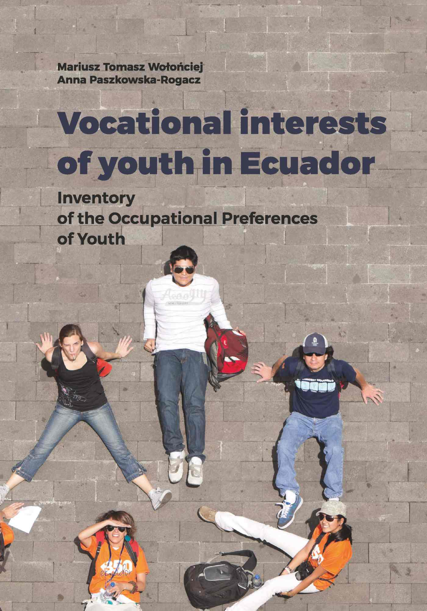 Vocational interests of youth in Ecuador. Inventory of the Occupational Preferences of Youth - Ebook (Książka PDF) do pobrania w formacie PDF