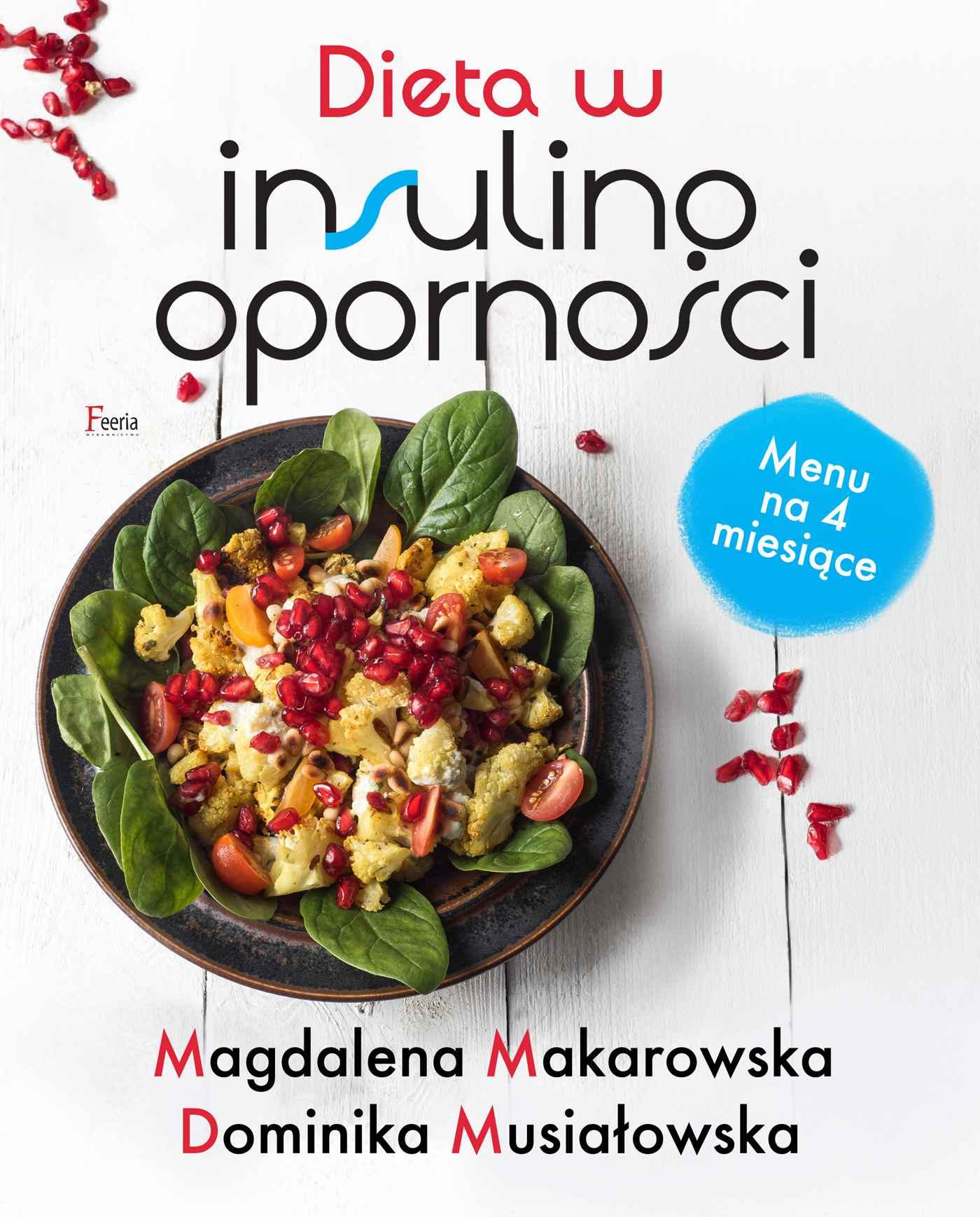 Dieta w insulinooporności - Ebook (Książka EPUB) do pobrania w formacie EPUB
