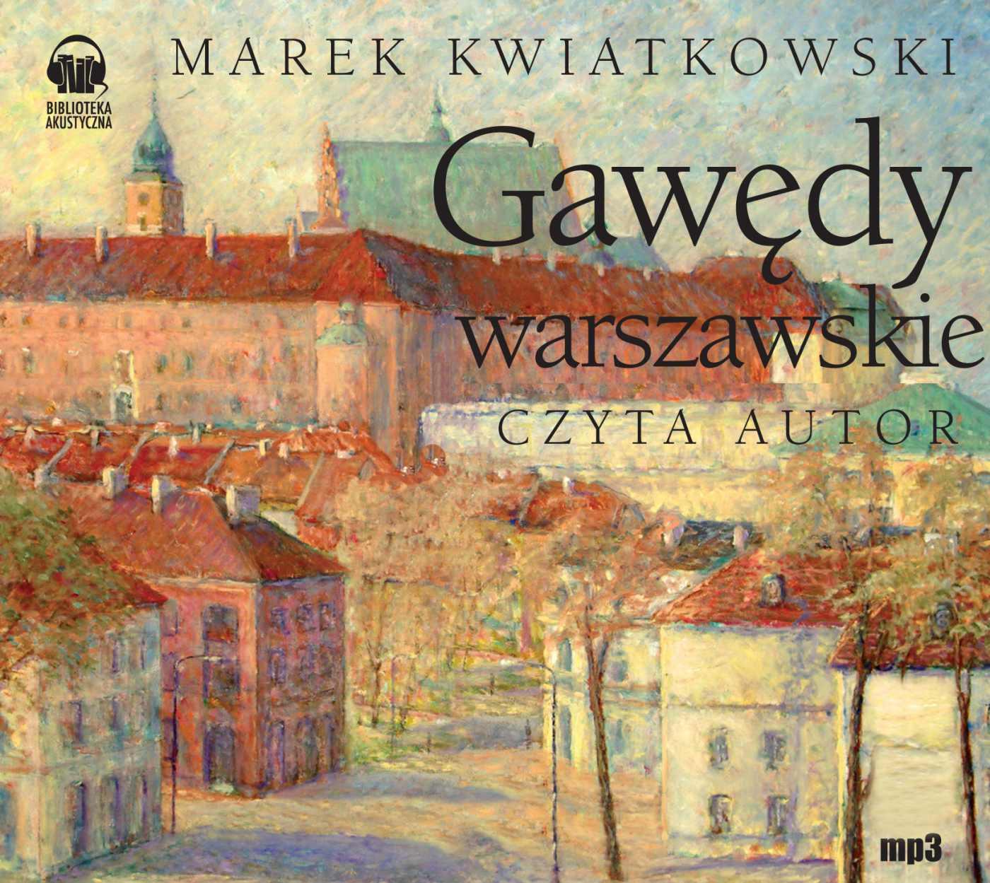 Gawędy Warszawskie - Audiobook (Książka audio MP3) do pobrania w całości w archiwum ZIP