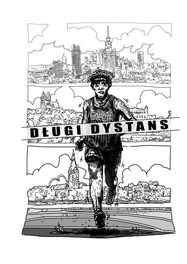 Długi dystans - Ebook (Książka na Kindle) do pobrania w formacie MOBI