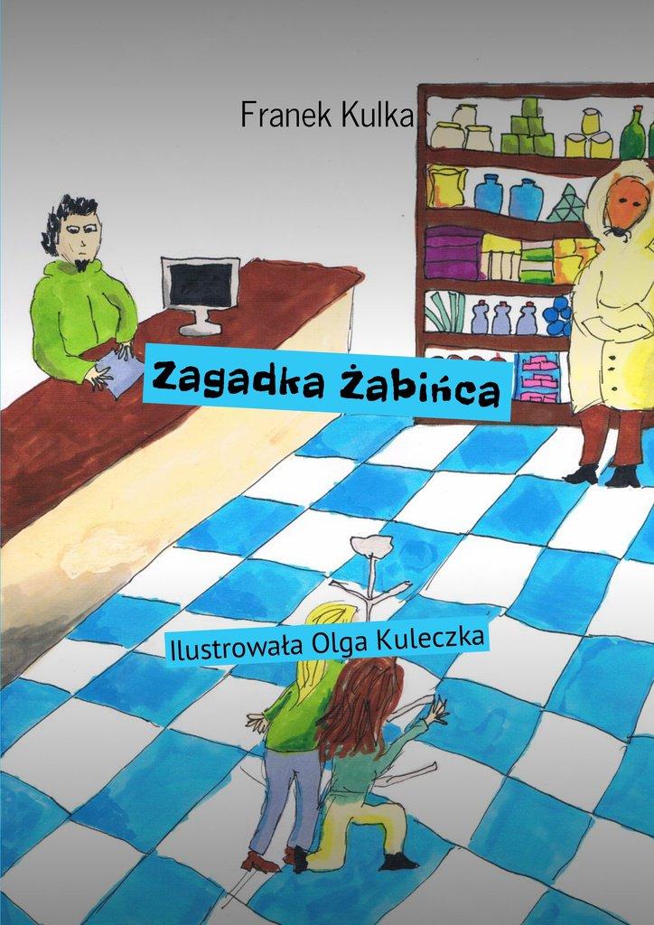 Zagadka Żabińca - Ebook (Książka na Kindle) do pobrania w formacie MOBI