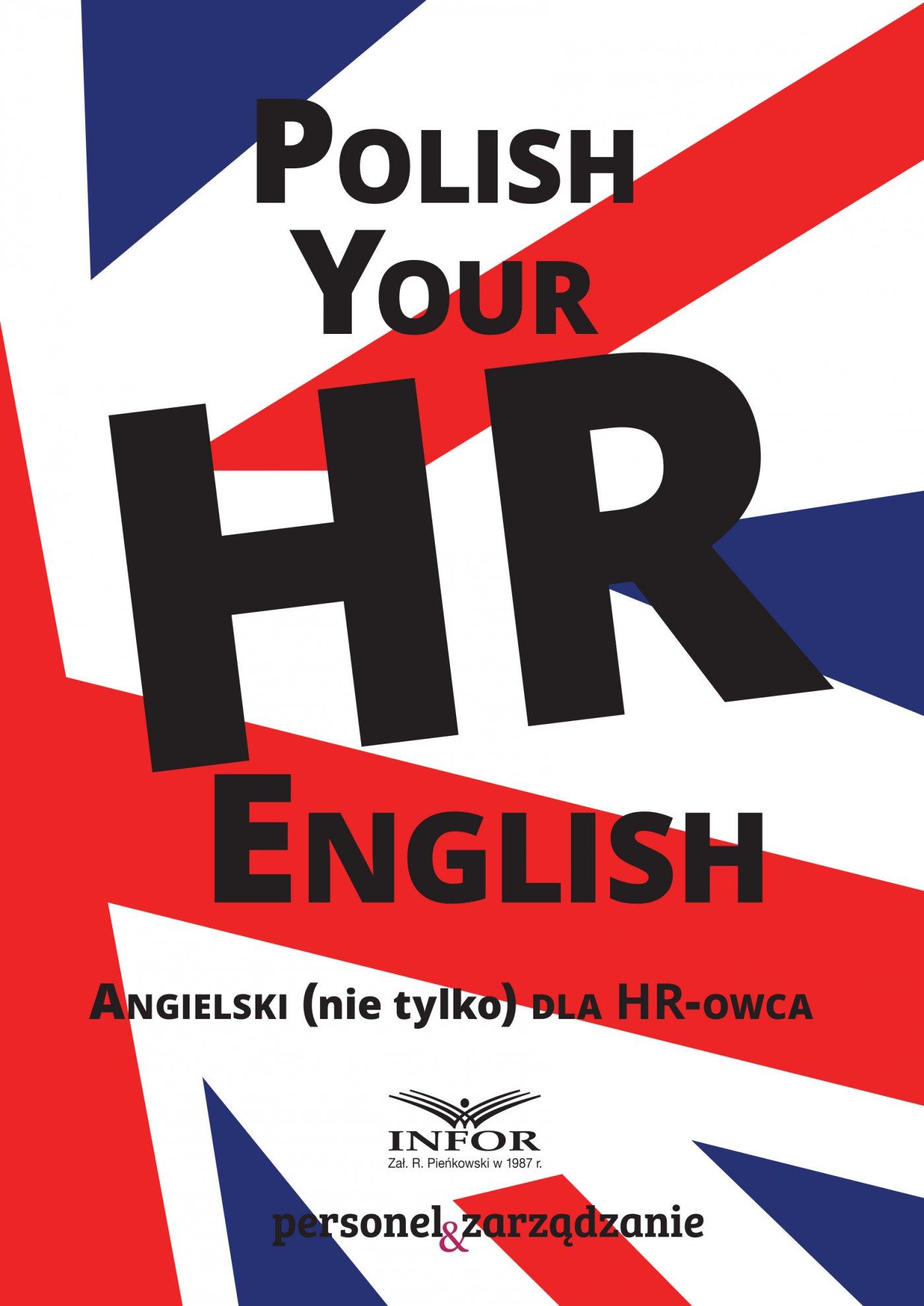 Polish your HR English. Część I - Ebook (Książka na Kindle) do pobrania w formacie MOBI