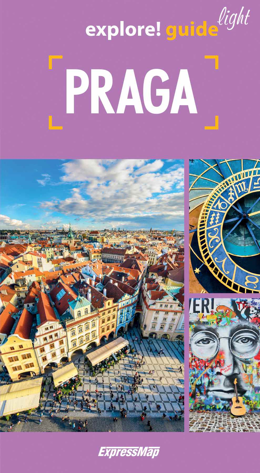 Praga light: przewodnik - Ebook (Książka EPUB) do pobrania w formacie EPUB