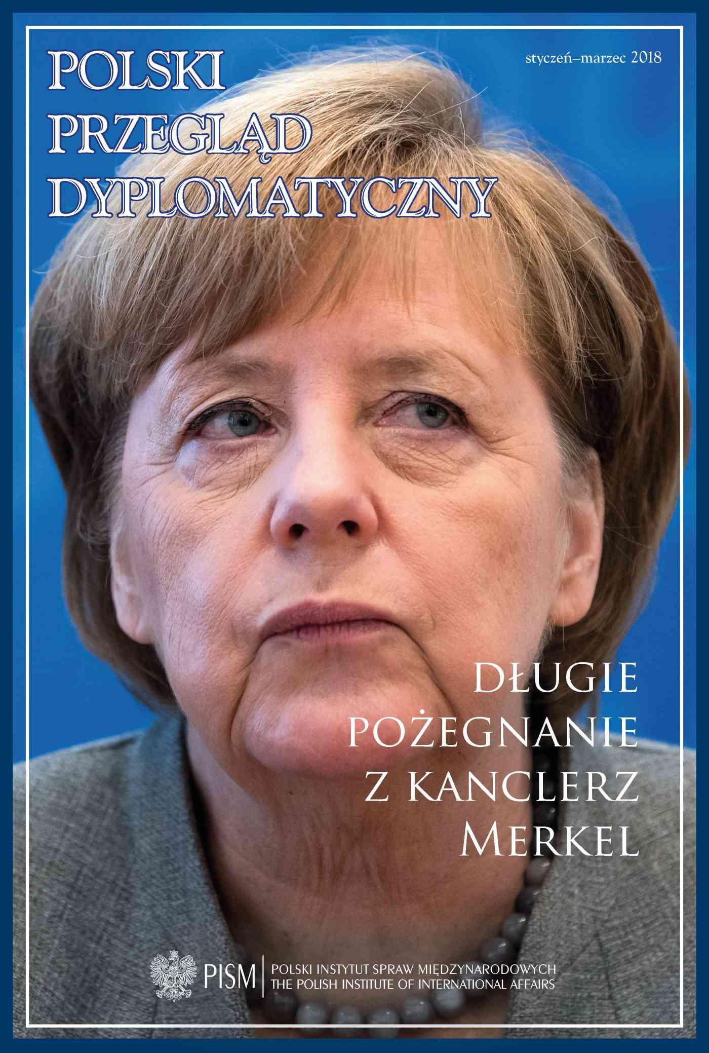 Polski Przegląd Dyplomatyczny, nr 1/2018 - Ebook (Książka PDF) do pobrania w formacie PDF