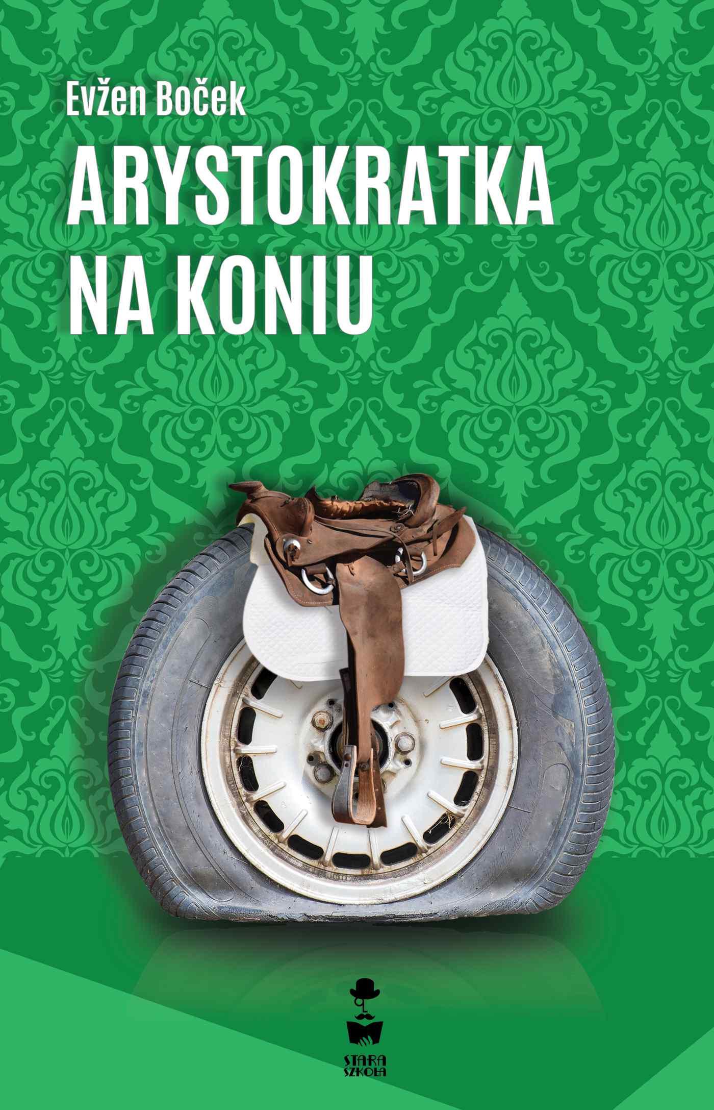 Arystokratka na koniu - Ebook (Książka na Kindle) do pobrania w formacie MOBI