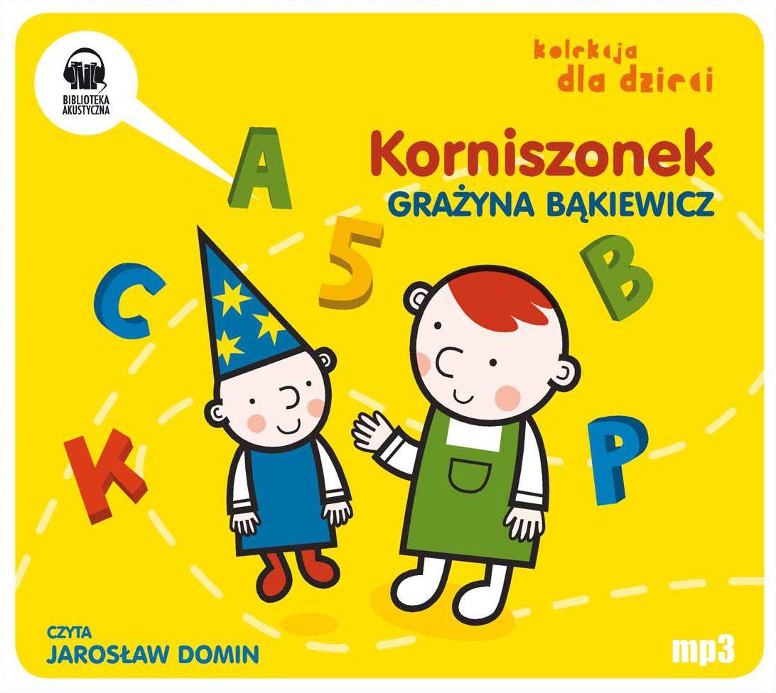 Korniszonek - Audiobook (Książka audio MP3) do pobrania w całości w archiwum ZIP