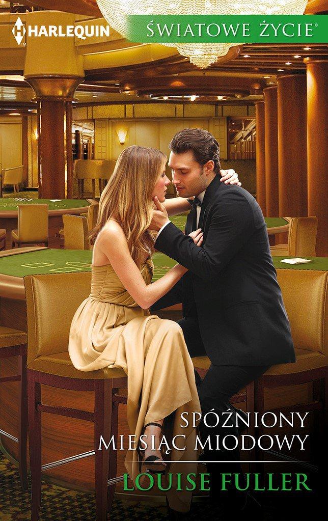 Spóźniony miesiąc miodowy - Ebook (Książka na Kindle) do pobrania w formacie MOBI
