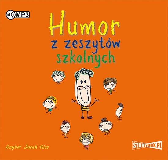 Humor z zeszytów szkolnych - Audiobook (Książka audio MP3) do pobrania w całości w archiwum ZIP
