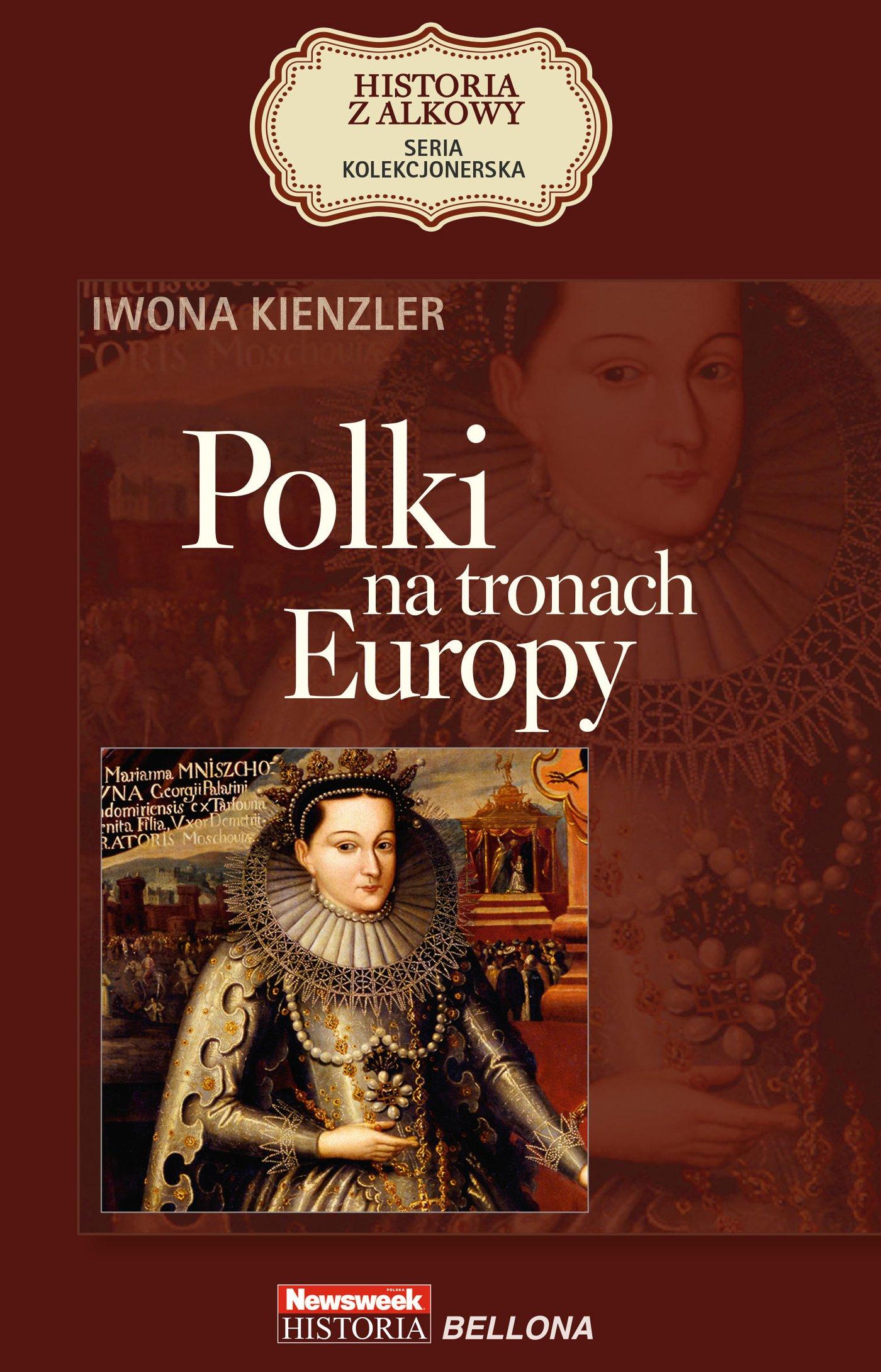 Polki na tronach Europy - Ebook (Książka na Kindle) do pobrania w formacie MOBI