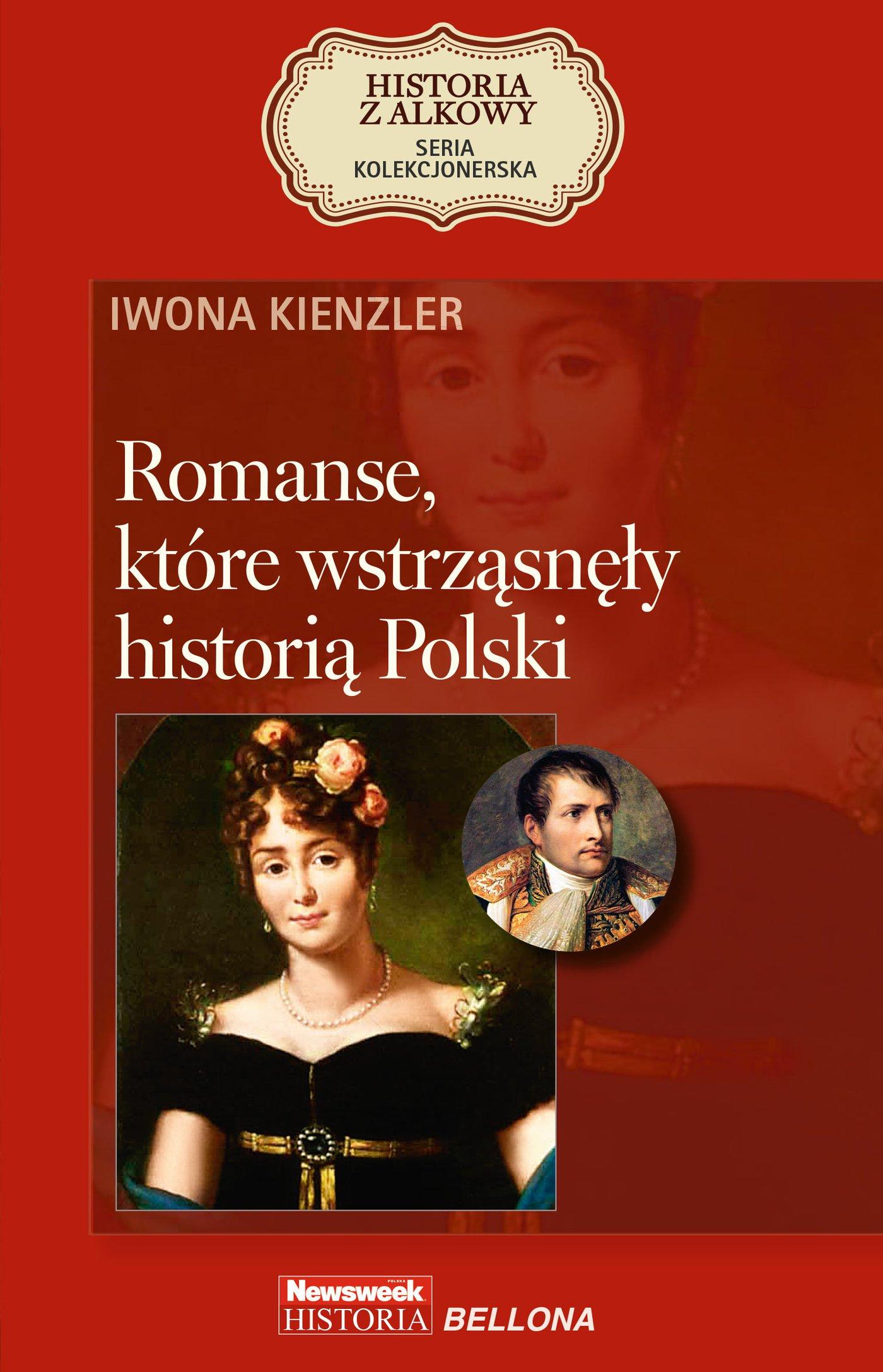 Romanse, które wstrząsnęły historią Polski - Ebook (Książka EPUB) do pobrania w formacie EPUB