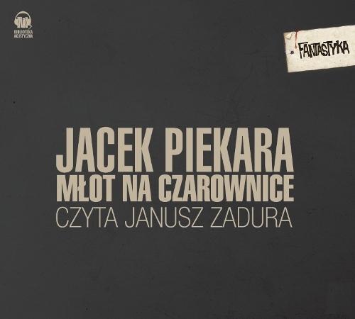 Młot na czarownice - Audiobook (Książka audio MP3) do pobrania w całości w archiwum ZIP