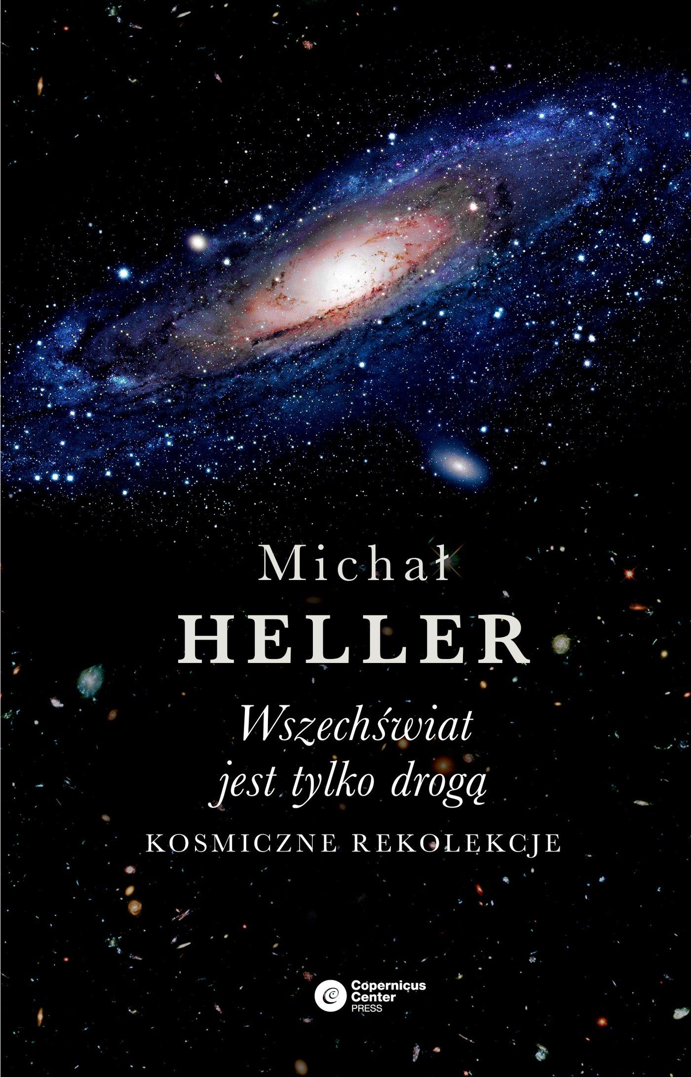 Wszechświat jest tylko drogą - Ebook (Książka na Kindle) do pobrania w formacie MOBI
