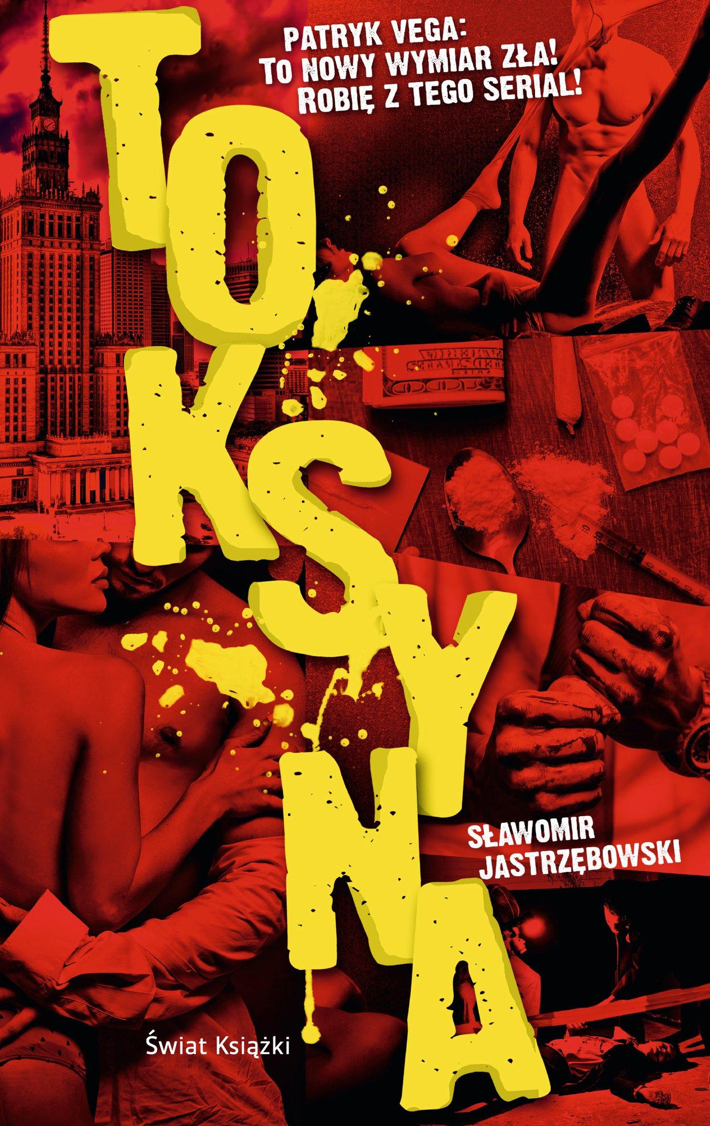 Toksyna - Ebook (Książka na Kindle) do pobrania w formacie MOBI