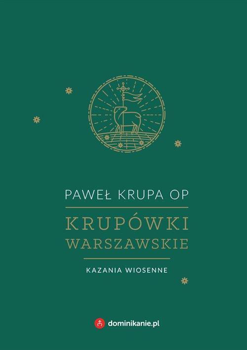 Krupówki warszawskie. Kazania wiosenne - Ebook (Książka EPUB) do pobrania w formacie EPUB