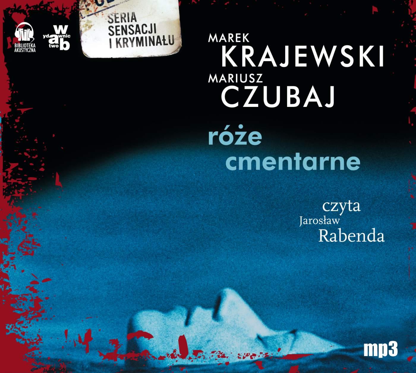 Róże cmentarne - Audiobook (Książka audio MP3) do pobrania w całości w archiwum ZIP