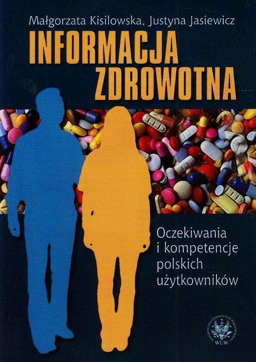 Informacja zdrowotna - Ebook (Książka PDF) do pobrania w formacie PDF
