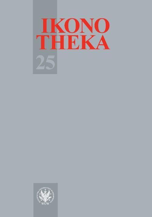 Ikonotheka 2015/25 - Ebook (Książka PDF) do pobrania w formacie PDF