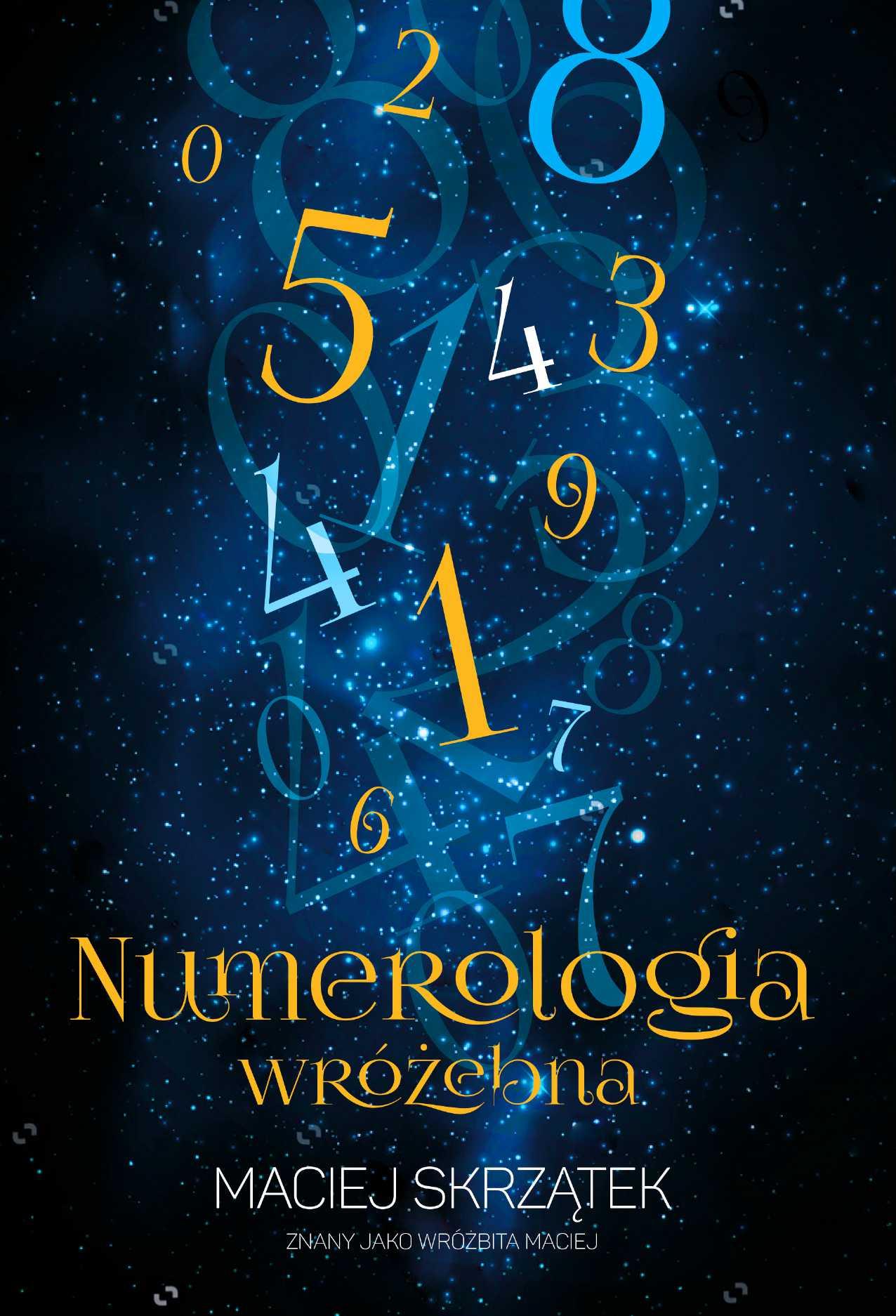 Numerologia wróżebna - Ebook (Książka EPUB) do pobrania w formacie EPUB
