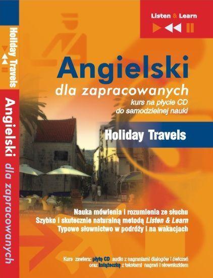Angielski dla zapracowanych - Holiday Travels - Audiobook (Książka audio MP3) do pobrania w całości w archiwum ZIP