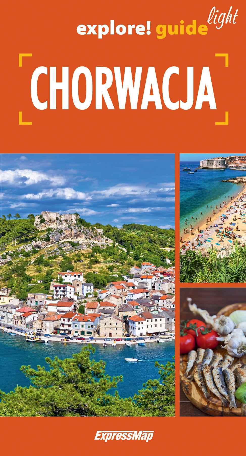 Chorwacja light: przewodnik - Ebook (Książka EPUB) do pobrania w formacie EPUB
