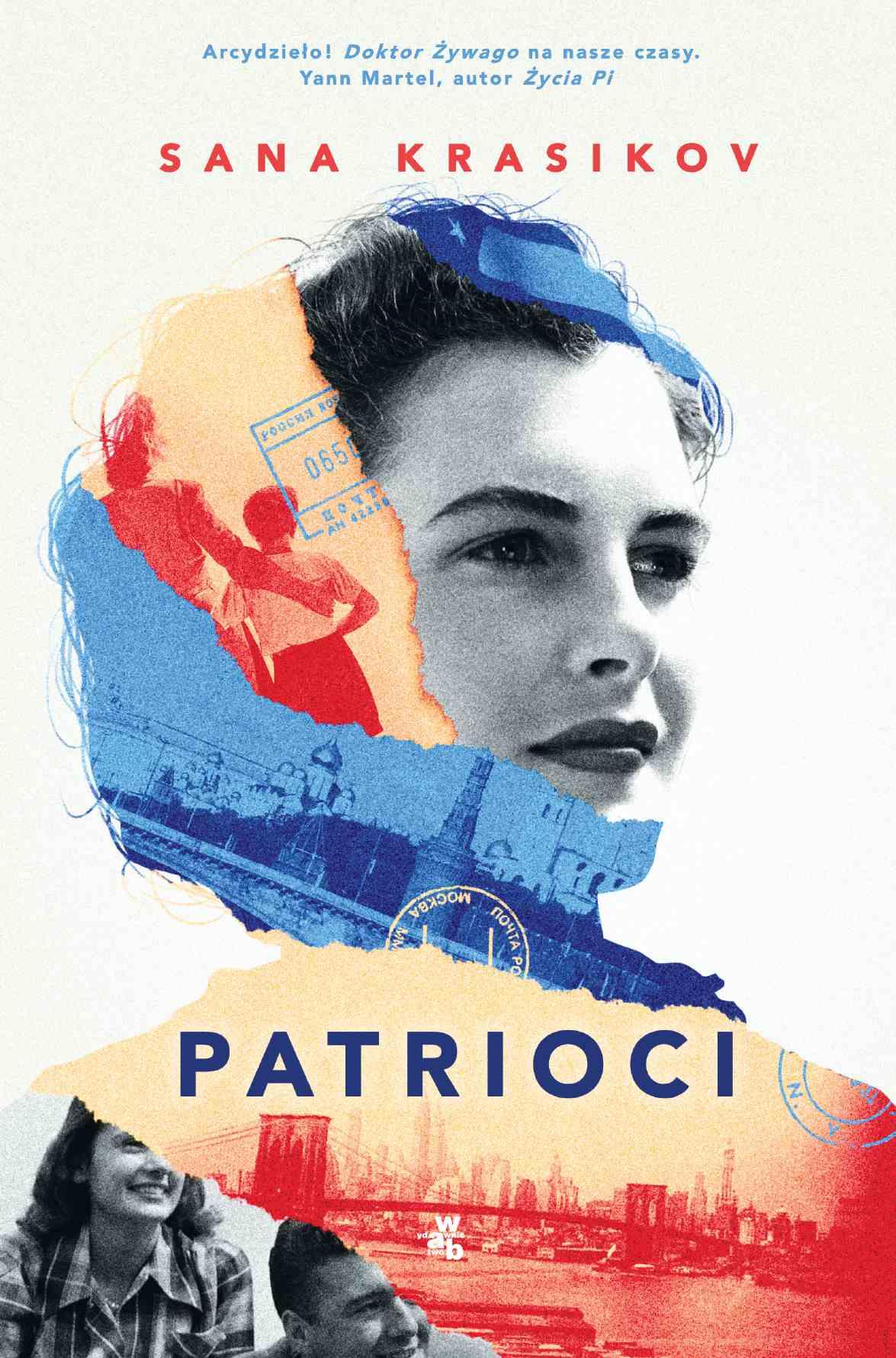 Patrioci - Ebook (Książka na Kindle) do pobrania w formacie MOBI