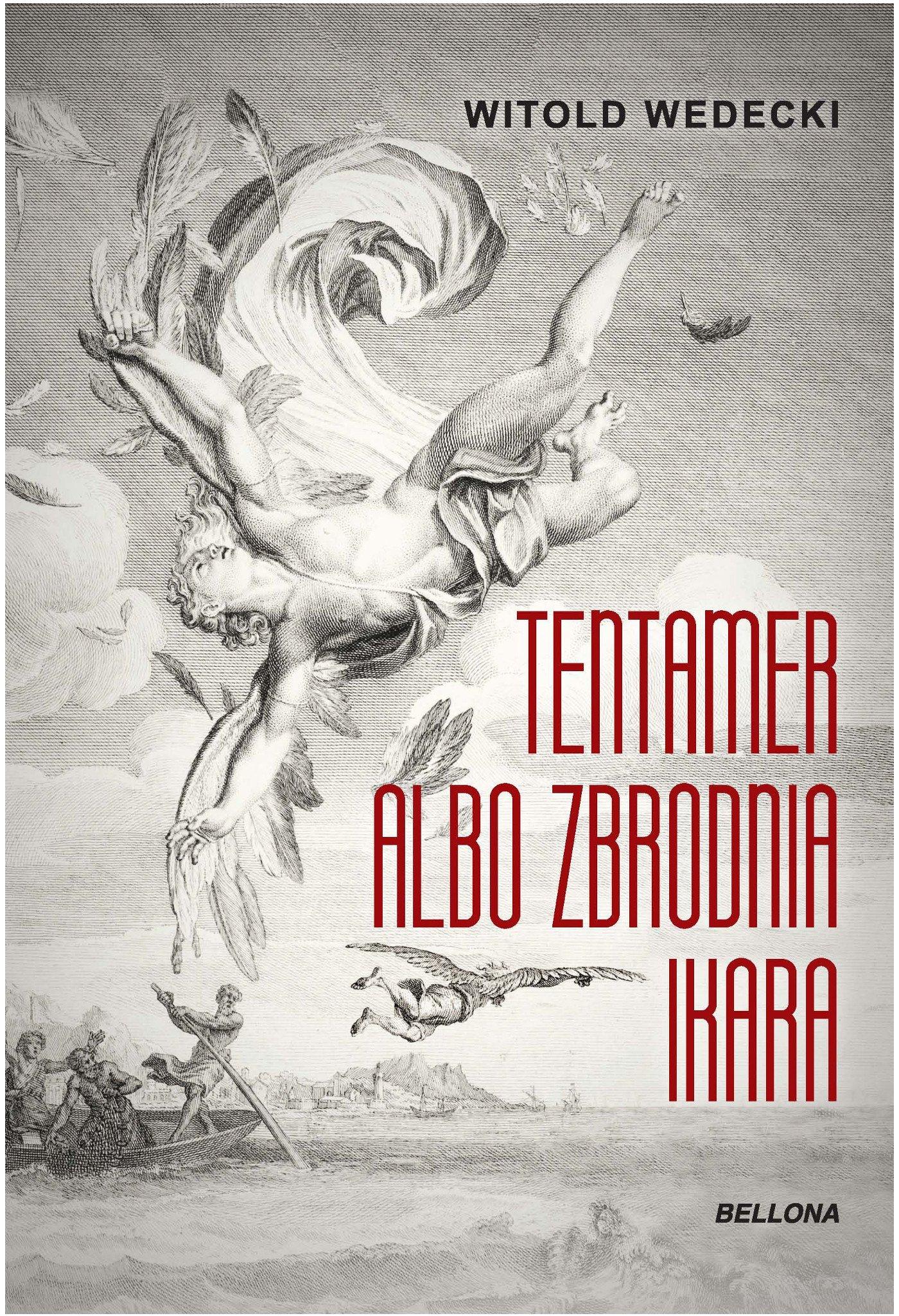 Tentamer albo zbrodnia Ikara - Ebook (Książka na Kindle) do pobrania w formacie MOBI