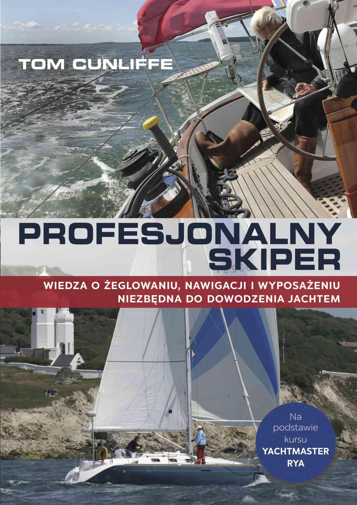Profesjonalny skiper - Ebook (Książka PDF) do pobrania w formacie PDF