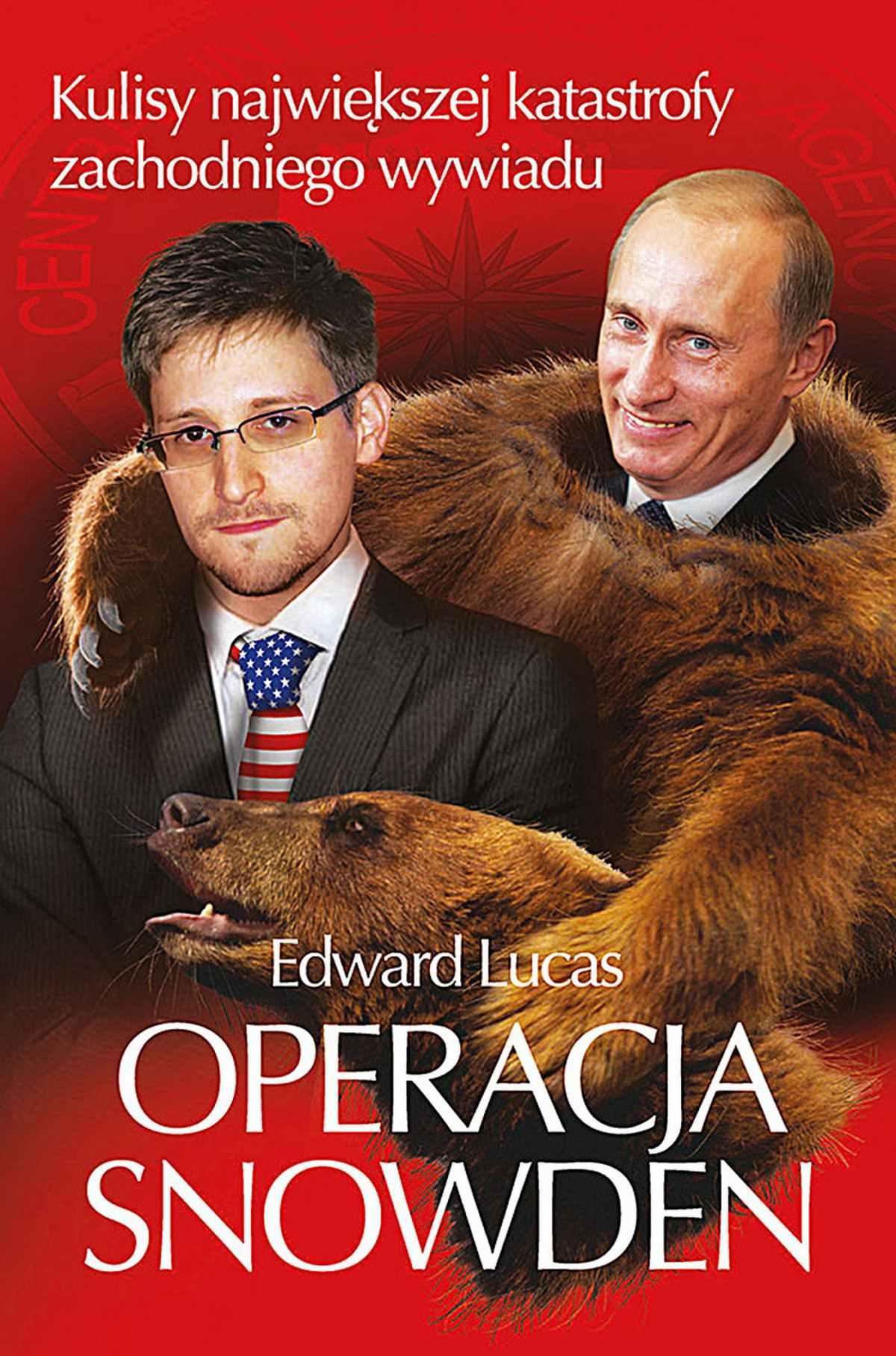 Operacja Snowden - Ebook (Książka PDF) do pobrania w formacie PDF
