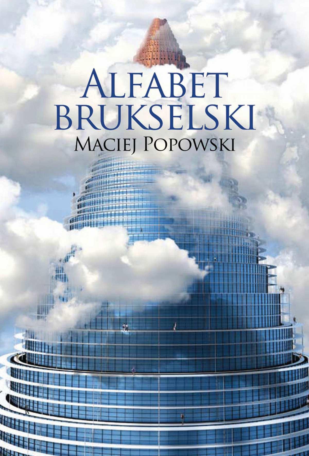 Alfabet brukselski - Ebook (Książka na Kindle) do pobrania w formacie MOBI