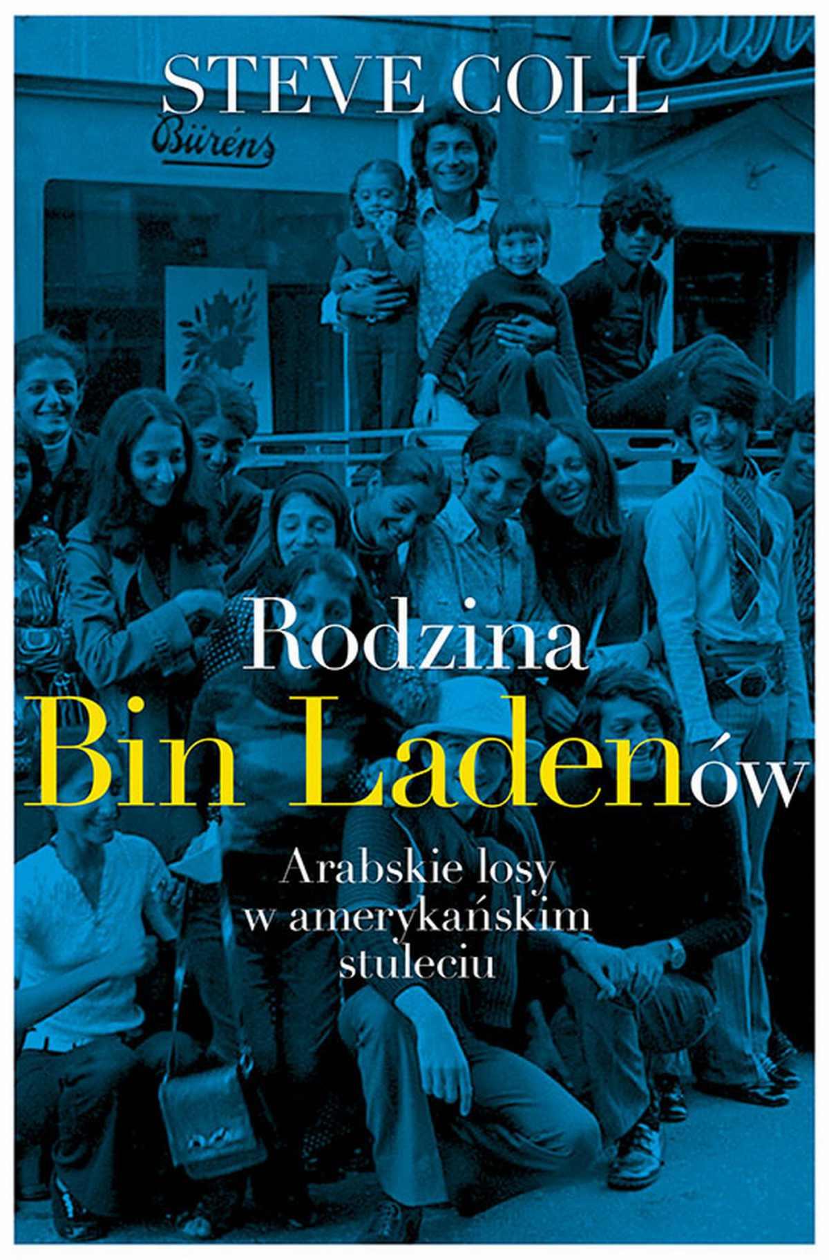 Rodzina Bin Ladenów - Ebook (Książka na Kindle) do pobrania w formacie MOBI