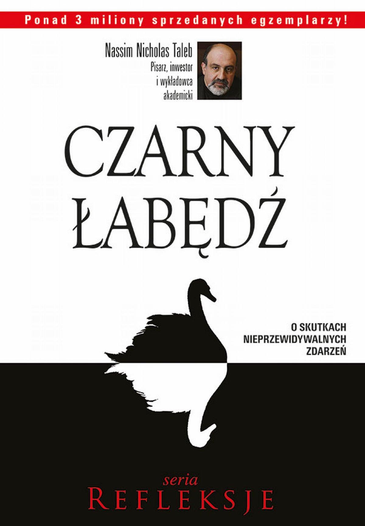 Czarny Łabędź - Ebook (Książka PDF) do pobrania w formacie PDF