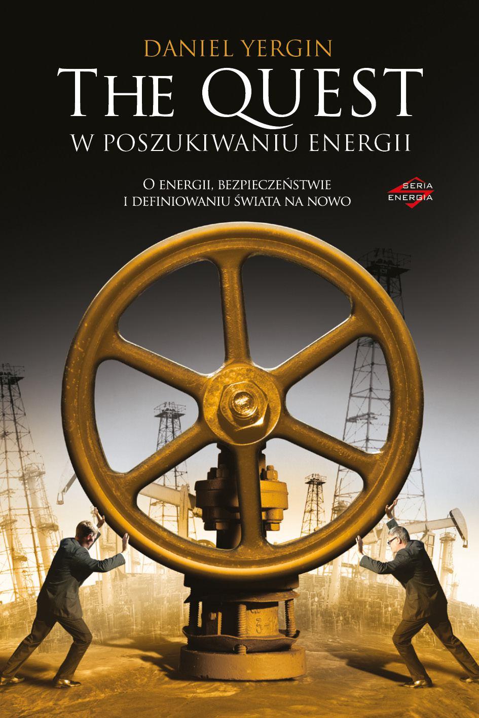 The Quest. W poszukiwaniu energii - Ebook (Książka PDF) do pobrania w formacie PDF