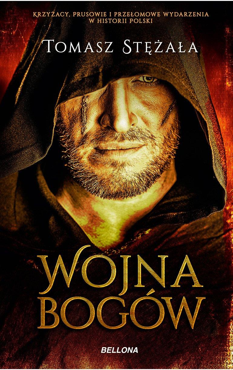 Wojna bogów - Ebook (Książka na Kindle) do pobrania w formacie MOBI