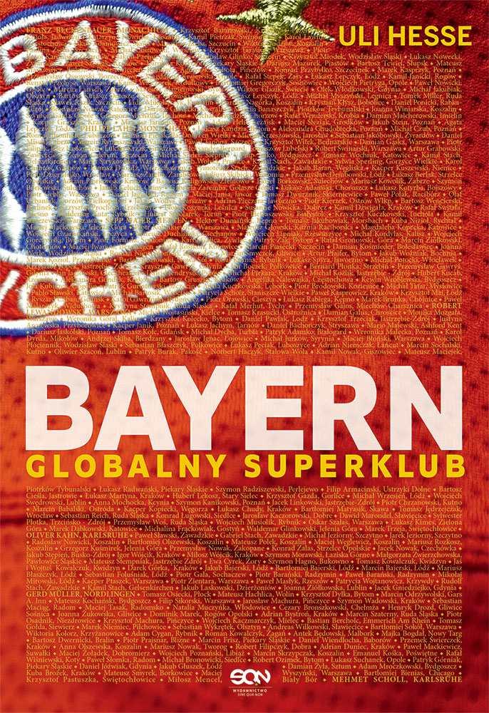 Bayern. Globalny superklub - Ebook (Książka EPUB) do pobrania w formacie EPUB