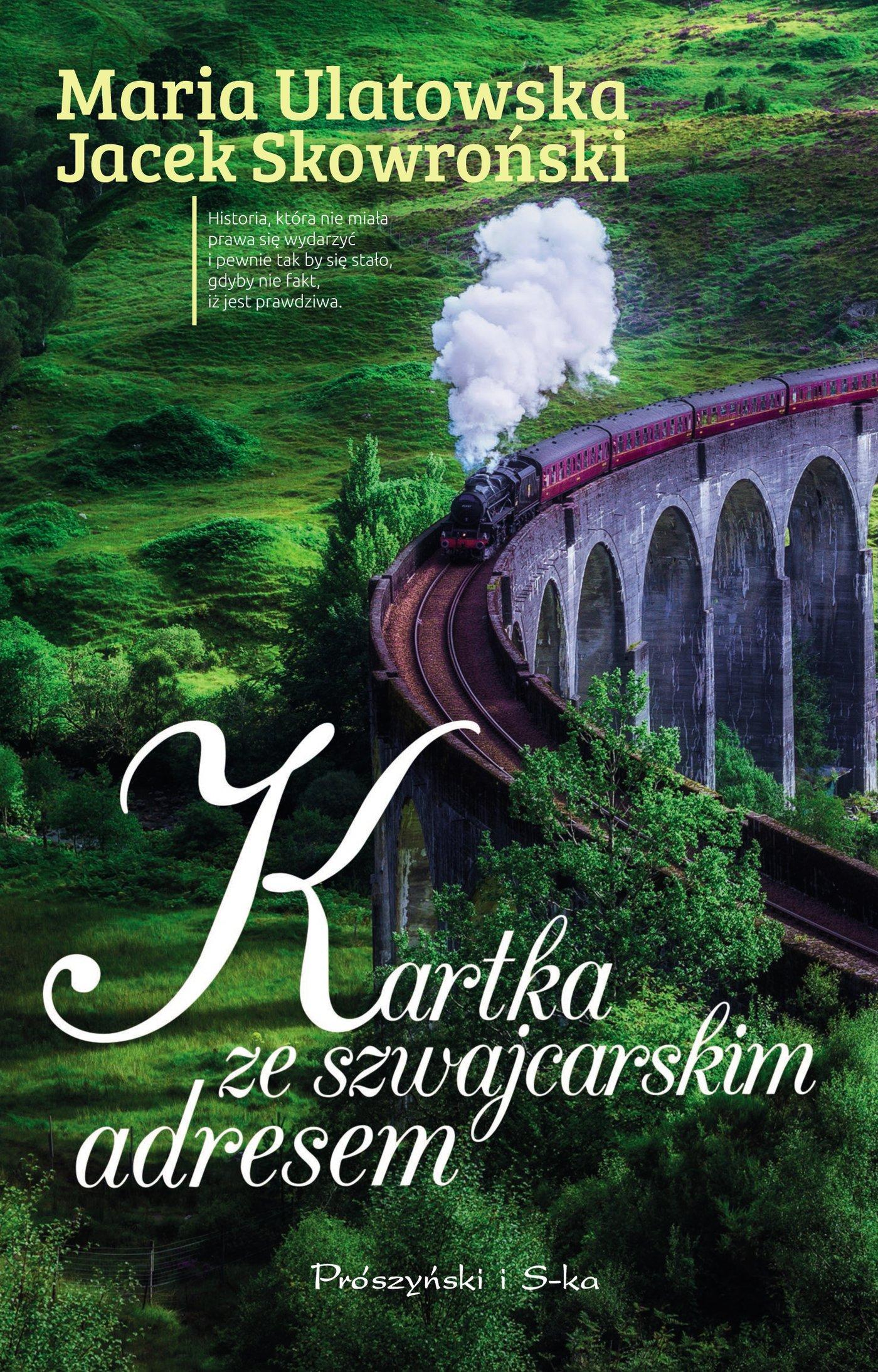 Kartka ze szwajcarskim adresem - Ebook (Książka EPUB) do pobrania w formacie EPUB