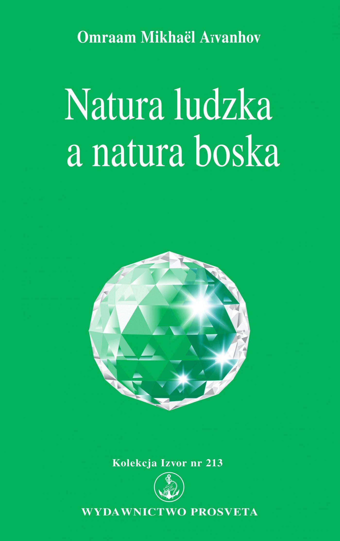 Natura ludzka a natura boska - Ebook (Książka EPUB) do pobrania w formacie EPUB