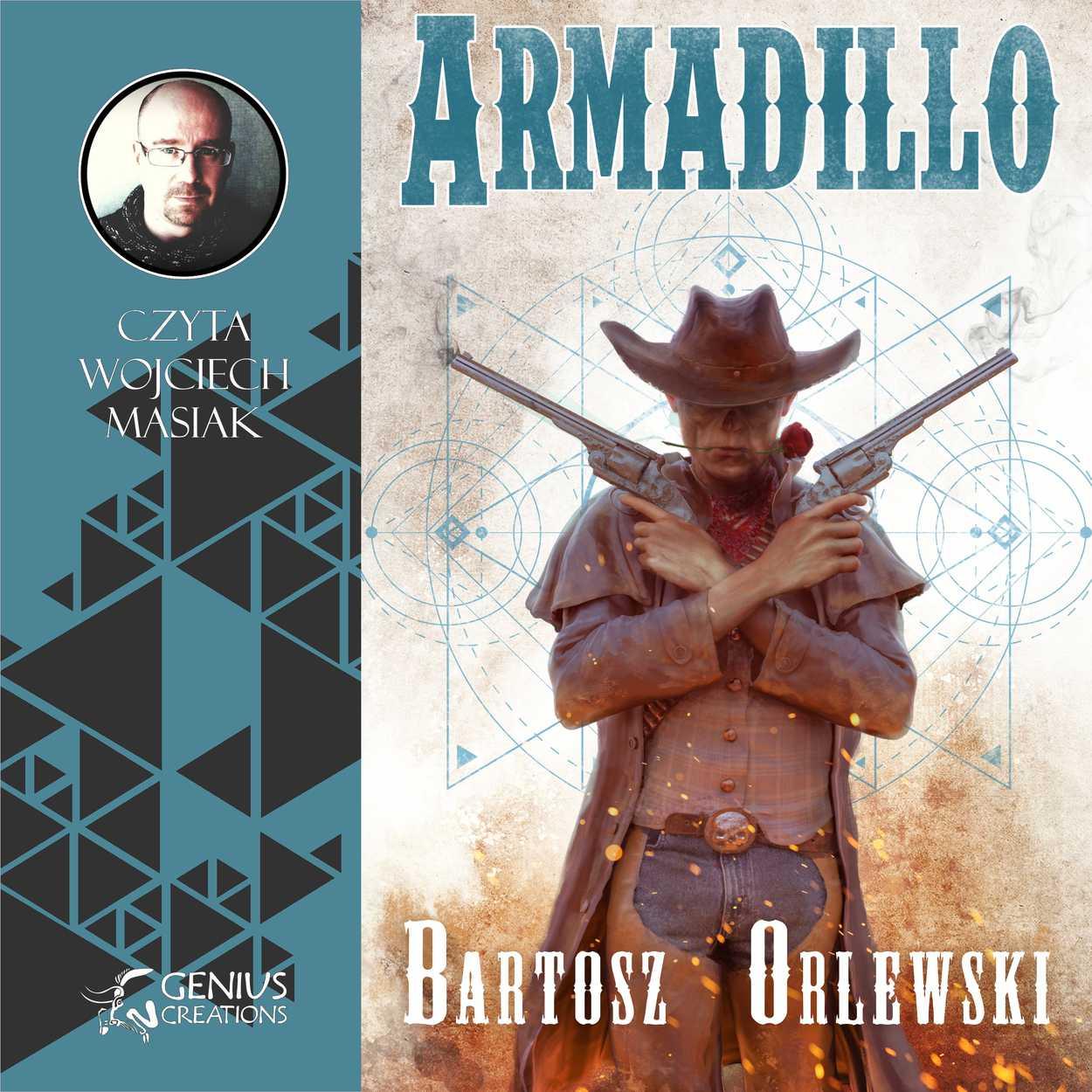Armadillo - Audiobook (Książka audio MP3) do pobrania w całości w archiwum ZIP