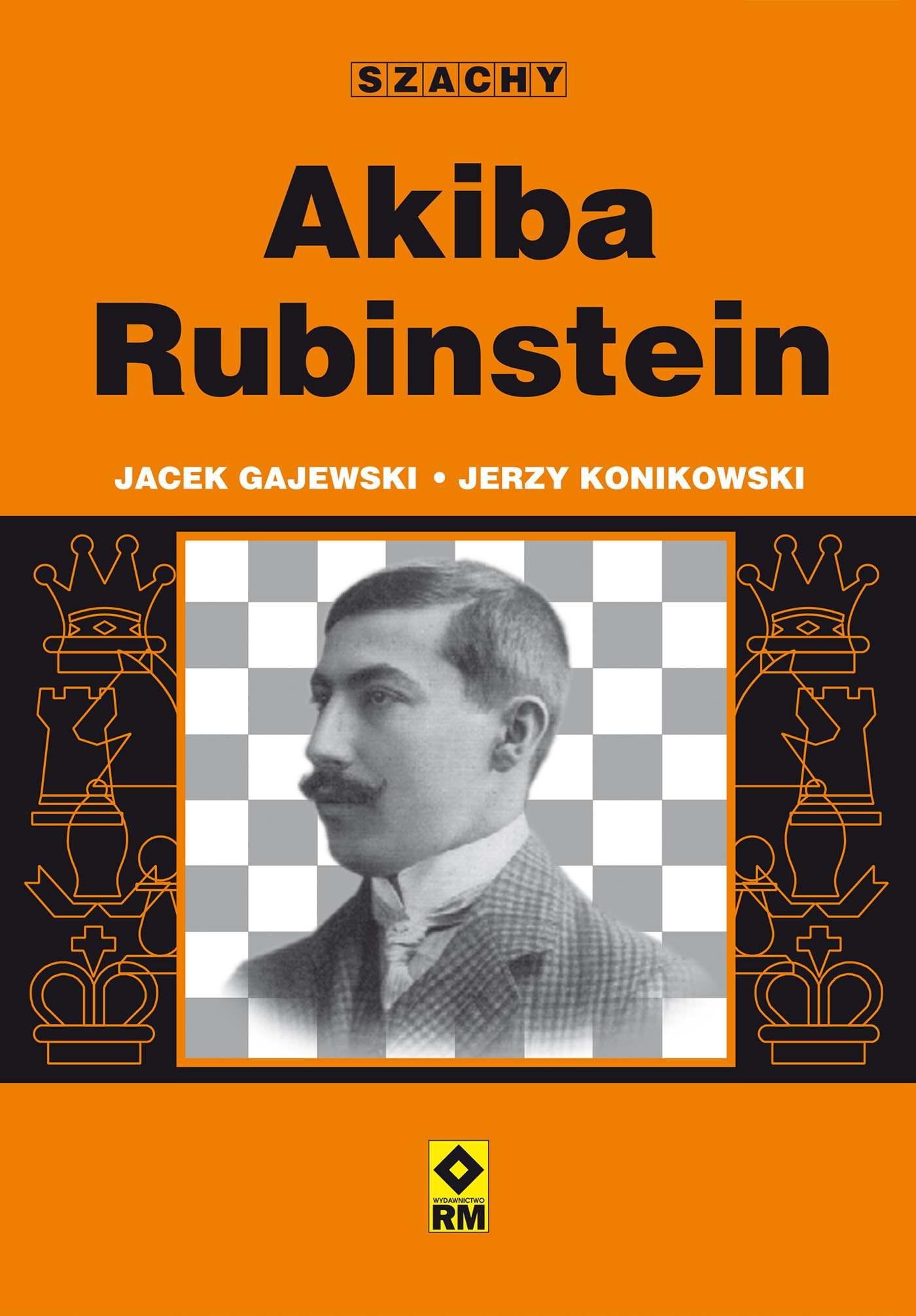 Akiba Rubinstein - Ebook (Książka EPUB) do pobrania w formacie EPUB